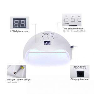 מכונת LED