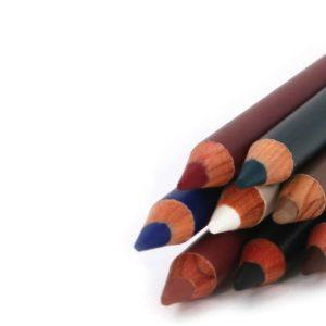 עפרונות עיניים \גבות \שפתיים -עץ